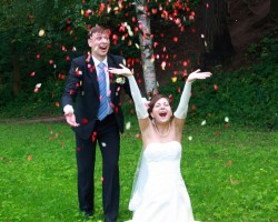 Is there life after wedding? (Message for brides and just married)